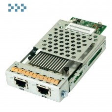 Infortrend rer10g0hio2-0010 eonstor host board with 2 x 10gb/s iscsi(rj-45) ports, type1
