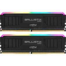 Crucial ballistix max 2x8gb (16gb kit) ddr4 4000mt/s cl18 unbuffered dimm 288pin black rgb ean: 649528825223