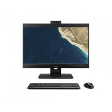 """Acer veriton z4860g  all-in-one 23,8"""" fhd(1920x1080)ips, i3 9100, 8gbddr4, 1tb/7200, intel uhd graphics 630 , dvd-rw, wifi+bt5,usb kb&mouse, black, endless os (linux) 3y c. in"""