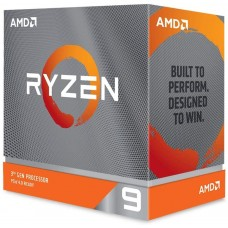 Процессор amd cpu amd ryzen 9 3900xt, without cooler, am4, 100-100000277wof