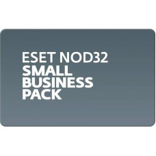 Базовая лицензия (карта) eset nod32 nod32 small business pack newsale for 10 user 1 year (nod32-sbp-ns(card)-1-10)