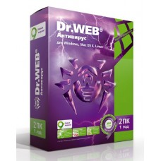 По dr.web антивирус 2-desktop 1 year base box (bhw-a-12m-2-a3)