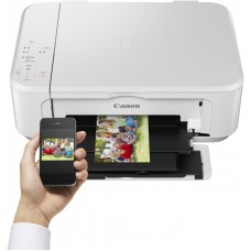 Ij aio printer pixma mg3640s white