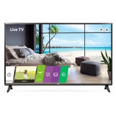 "Lg 49lt340c led commercial tv 49"", fhd, led (direct), 400 cd/m2, dvb-t2/c/s2, welcome screen/video, snmp, hotel mode, usb auto playback+, rs232, wake on lan, audio output 10w+10w, vesa 300x300mm, weight (with stand, kg) 11.4, wxhxd (with stand, mm) 1110x6"