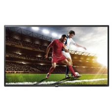 "Lg 49ut640s led tv 49"", 4k uhd, 400 cd/m2, commercial smart signage, 16/7, web os, group manager, 120hz, 'ceramic black"