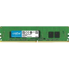 Crucial  4gb ddr4 2666 mt/s (pc4-21300) cl19 sr x8 ecc registered dimm 288pin