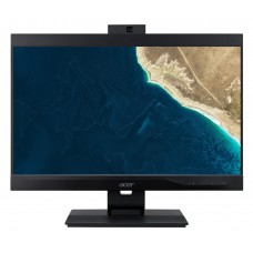 """Acer veriton z4860g  all-in-one 23,8"""" fhd(1920x1080)ips, i3 9100, 4gbddr4, 128 gb ssd, intel uhd graphics 630, dvd-rw, wifi+bt5,usb kb&mouse, black, no os 3y carry in"""