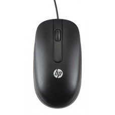 Hp [qy778aa] mouse usb black