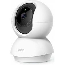 1080p indoor ip camera, 360° horizontal and 114° vertical range, night vision, motion detection, 2-way audio, support 128g microsd card