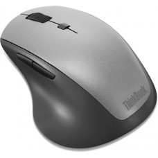 Lenovo thinkbook 600 wireless media mouse ( 2.4ghz nano usb receiver, 1x aa battery  - for right-handed)