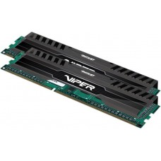 Память ddr3 2x4gb 1866mhz patriot pv38g186c0k rtl pc3-14900 cl10 dimm 240-pin 1.5в