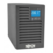 Smartonline 230v 1kva 900w on-line double-conversion ups, tower, extended run, network card options, lcd, usb, db9