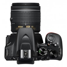 "Nikon d3500 черный 24.2mpix 18-55mm f/3.5-5.6 vr af-p 2.9"" 1080p full hd sdxc li-ion (с объективом)"