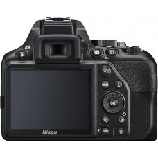 "Nikon d3500 черный 24.2mpix 18-55mm non vr af-p 2.9"" 1080p full hd sdxc li-ion (с объективом)"