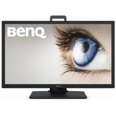 "Benq 24"" bl2483tm tn led 1920x1080 1ms 16:9 250 cd/m2 1000:1 12m:1 170/160 d-sub dvi dp speaker 1w*2 has pivot swivel tilt flicker-free black"