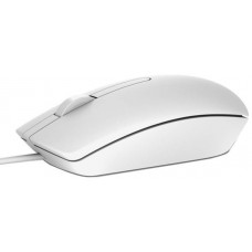 Mice : dell ms116 optical (not wireless), usb (2 buttons + scroll) white mouse (kit)
