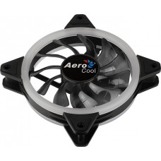 Вентилятор aerocool rev rgb 120x120mm 3-pin 15db 153gr led ret