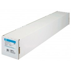 Hp bright white inkjet paper-594 mm x 45.7 m (23.39 in x 150 ft)