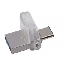 Kingston usb drive 32gb dtduo3c/32gb {usb 3.0/3.1 + type-c}