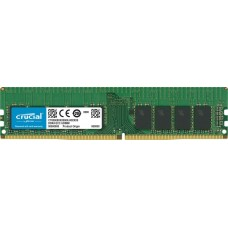 Crucial ddr4 dimm 16gb ct16g4wfd8266 {pc4-21300, 2666mhz, ecc, cl17}