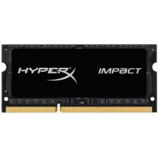 Kingston 8gb 1866mhz ddr3l cl11 sodimm 1.35v hyperx impact black