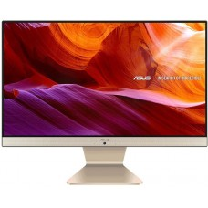 """Asus  m241dak-ba194t amd r3 3250u/8gb/1tb sata 5400rpm 2.5"""" hdd/23,8"""" ips fhd non-touch non-glare/zen plastic golden wired keyboard+ mouse/windows 10 home"""