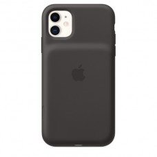 Mwvx2zm/a apple iphone 11 smart battery case with wireless charging - black