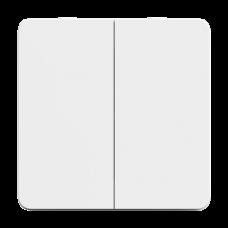 Выключатель yeelight умный выключатель (две клавиши) yeelight smart switch light ylkg13yl