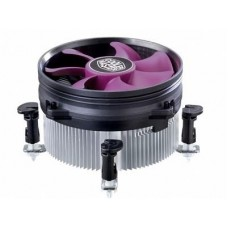 Cooler master cpu cooler xdream i117, 1800 rpm, 95w, intel 115*/775, 3pin, pushpin