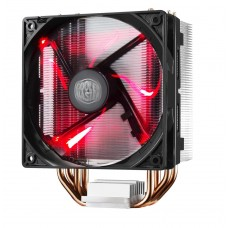 Вентилятор cooler master кулер cooler master hyper 212 led 120mm pwm fan with red led rr-212l-16pr-r1