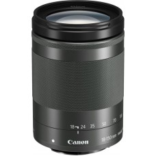 Объектив canon ef-m is stm (1375c005) 18-150мм f/3.5-6.3 черный