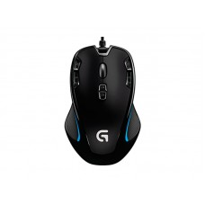 910-004345 logitech gaming mouse g300s usb оптическая 2500dpi (g-package)