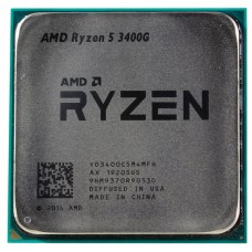 Процессор amd процессор amd ryzen 5 3400g am4 box
