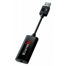 Звуковая карта creative usb sound blasterx g1 (blasterx acoustic engine pro) 7.1 ret