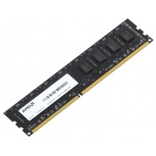 Память ddr3 4gb 1600mhz amd r534g1601u1s-uo oem pc3-12800 cl11 dimm 240-pin 1.5в