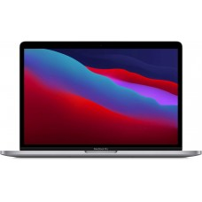 13-inch macbook pro: apple m1 chip with 8-core cpu and 8-core gpu/8gb/256gb ssd - space grey