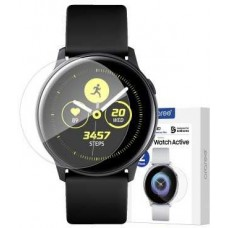 Пленка защитная samsung araree pure diamond для samsung galaxy watch active2 (gp-tfr830kdatr)
