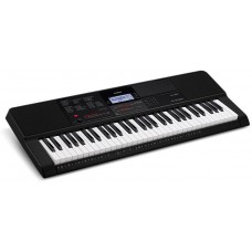 Синтезатор casio ct-x700 61клав. черный
