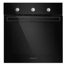 Духовой шкаф газовый maunfeld eogc604b черный