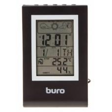 Погодная станция buro h117ab серебристый