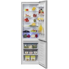 Холодильник beko rcnk321e20x серебристый (двухкамерный)