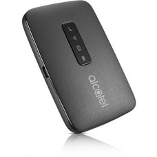 Модем 2g/3g/4g alcatel link zone usb wi-fi firewall +router внешний черный