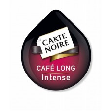 Кофе капсульный tassimo carte noire cafe long intense упаковка:16капс. (4251495) tassimo