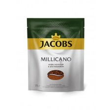 Кофе растворимый jacobs monarch millicano 75г. (8051171)