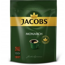 Кофе растворимый jacobs monarch 8052428 150г.