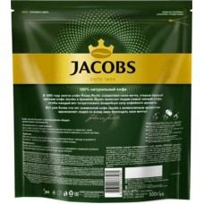 Кофе растворимый jacobs monarch 500г. (4251933)