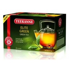 Чай teekanne elite green зеленый 20пак.