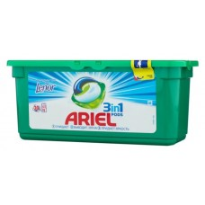 Капсулы для стирки ariel touch of lenor fresh 3в1 (упак.:30шт) (81719664)