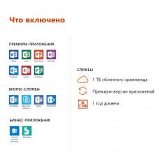 O365 bus prem retail russian subscr 1yr russia only mdls