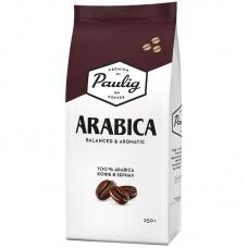 """Кофе в зернах paulig """"arabica"""", вакуумный пакет, 250г"""